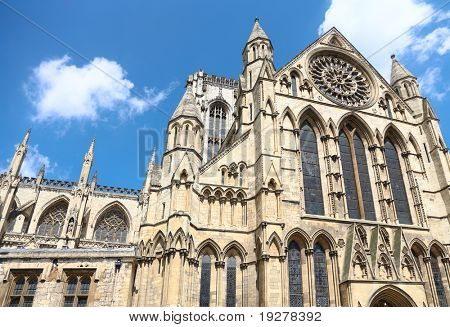 York Cathedral,Yorkshire England