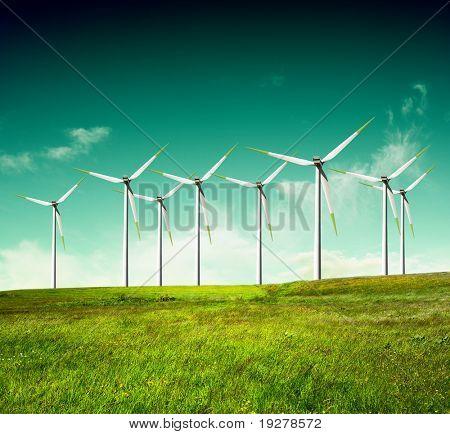 Green ecology,Alternative energy