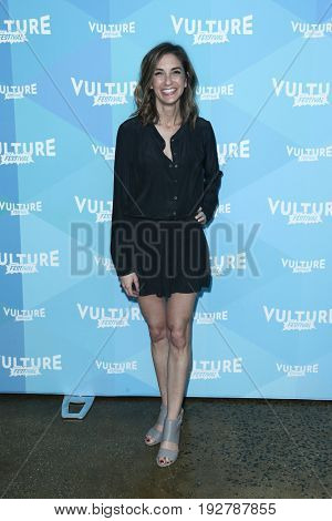 NEW YORK-MAY 20: Danielle Schneider attends
