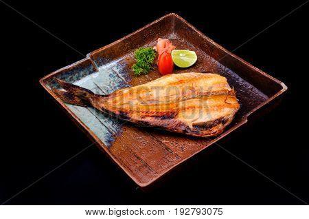 Japanese Shimahokke Firh Grill