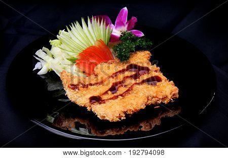 Tonkatsu Fry Pork