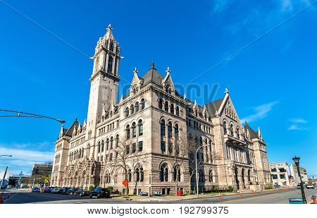 The Old Post Office in Buffalo - New York, United States