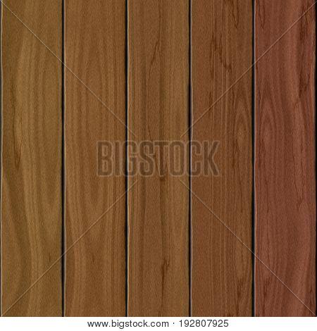 Vintage rural rustic wooden parquet floor 3d material texture