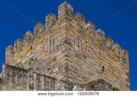 Castelo De S. Jorge Watch Tower, Lisbon