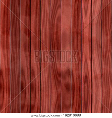 Red and brown computer generated 3d plank background