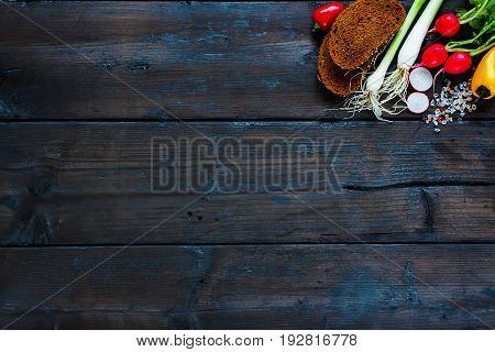 Rustic Lunch Breakfast