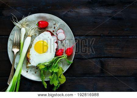 Rural Breakfast Sandwich