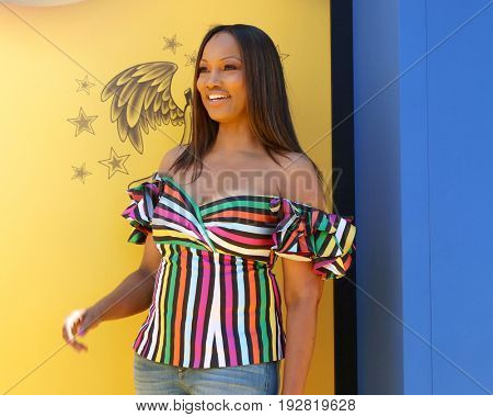 LOS ANGELES - JUN 24:  Garcelle Beauvais at the