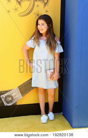 LOS ANGELES - JUN 24:  Sophia Grace Brownlee at the