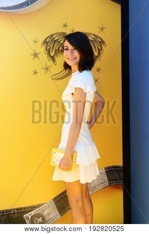 LOS ANGELES - JUN 24:  Miranda Cosgrove at the