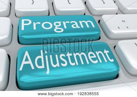 Program Adjustment Concept