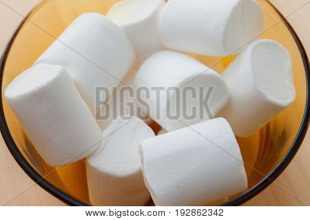 Marshmallow candies sweets dessert airy sweet delicious