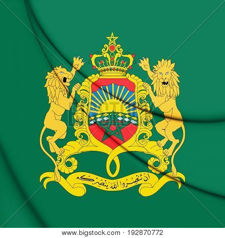 Royal_standard_of_morocco