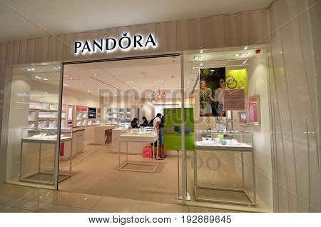 Pandora Store In Kota Kinabalu, Sabah