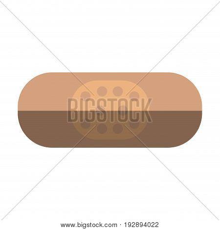 adhesive bandage icon image vector illustration design