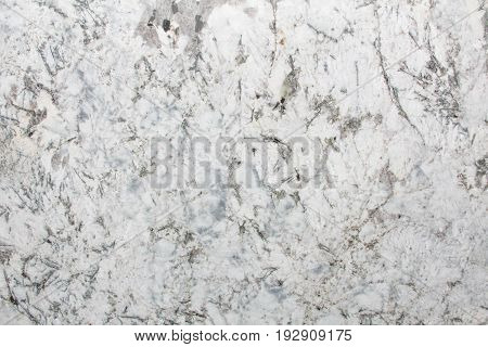 White marble background light texture with speckles
