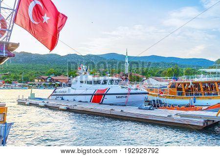 The Modern Boat