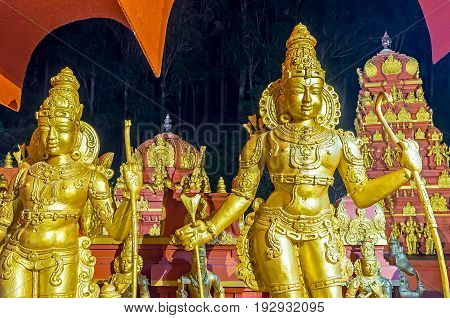 The Hindu Deities