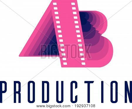 This logo is ideal for a telecommunications company, Video and Photo Productions and Direction Companies, Movies and Cartoon Agency