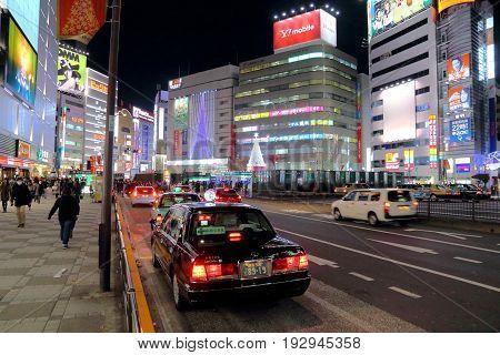 Ikebukuro Night