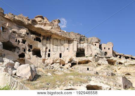 Church Of St. John The Baptist In Cavusin Village, Cappadocia