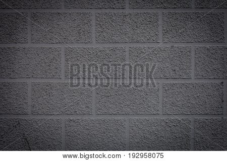 Decorative Surface Of A Concrete Wall