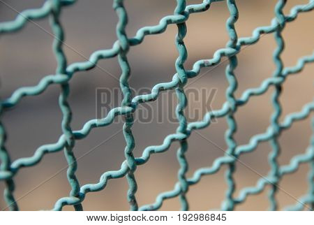 Close up picture of Steel grating background
