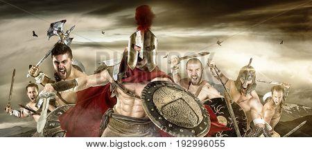 Ancient Warriors/gladiators