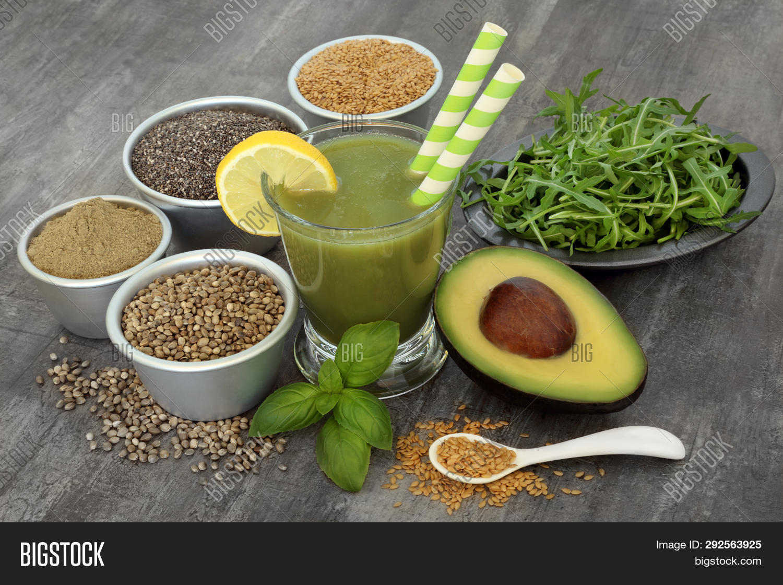 Juice Smoothie Health Image Photo Free Trial Bigstock