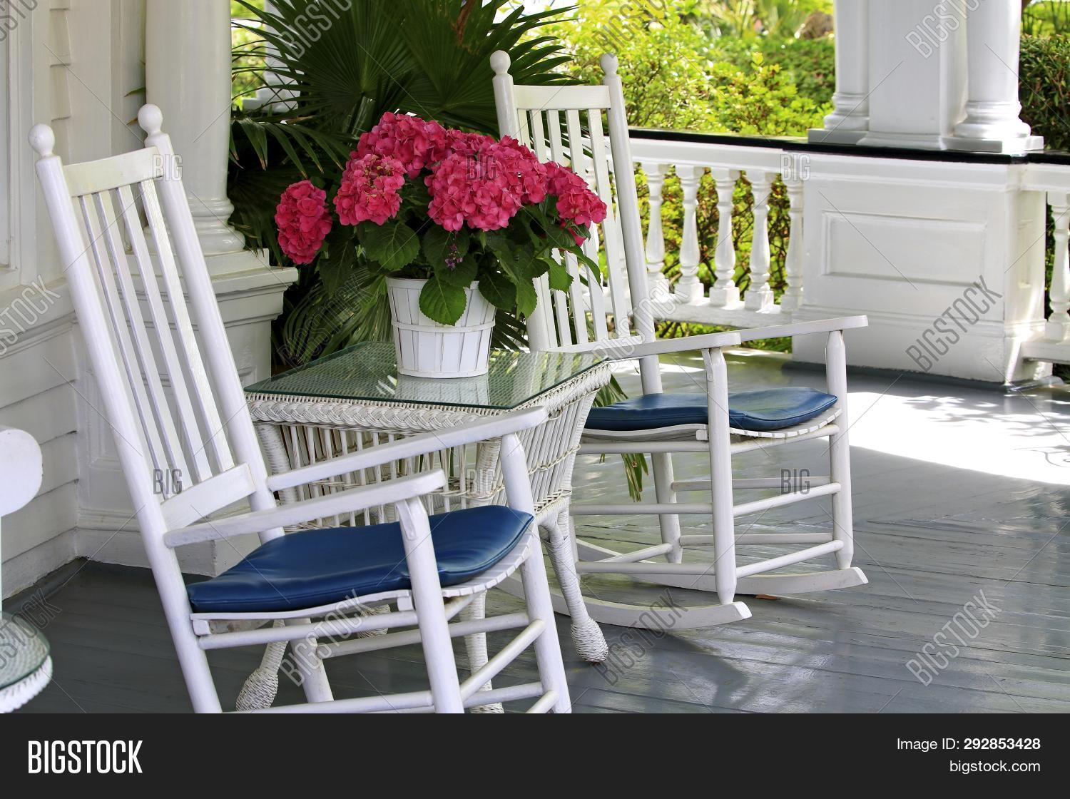Surprising Rocking Chairs On Image Photo Free Trial Bigstock Gmtry Best Dining Table And Chair Ideas Images Gmtryco