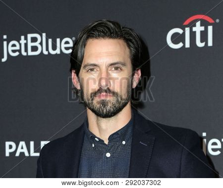 LOS ANGELES - MAR 24:  Milo Ventimiglia at the PaleyFest -