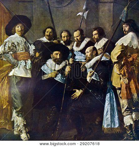 Frans Hals  and Pieter Codde