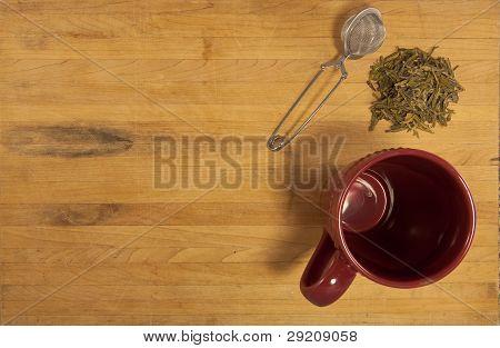Loose Tea Ready To Brew
