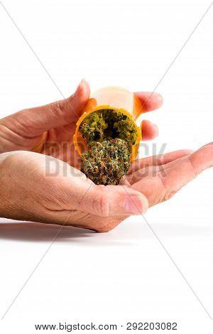 Medicinal Cannabis Concept