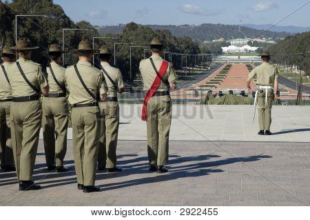 Aussie soldati