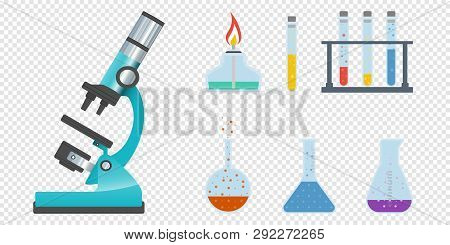 Science And Scientist, Science Laboratory, Lab Chemistry, Research Scientific, Microscope And Experi