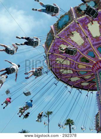 Amusement Park Ride 2