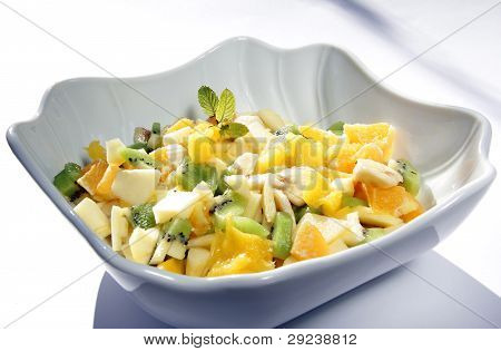 Mixed salad fruit