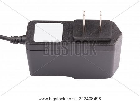 Image Of One American Adaptor Isolated At Day