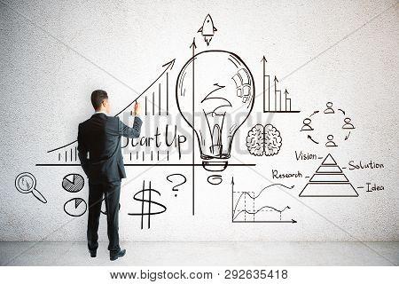 Idea And Career Concept