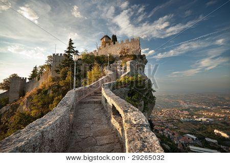 Rocca della Guaita, Castle in San Marino
