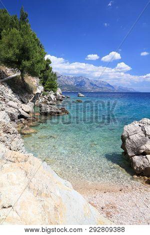 Dalmatia Summer Landscape