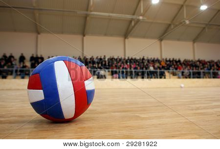 Ball In Hall