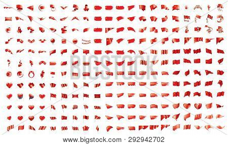 Very Big Collection Of Vector Flags Of The Ussr