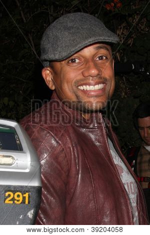 LOS ANGELES - NOV 18:  Hill Harper arrives for the US Weekly AMA After Party at Lure on November 18, 2012 in Los Angeles, CA