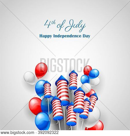 Background For Fourth Of July American Independence Day