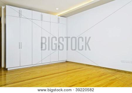Clean, Empty Room