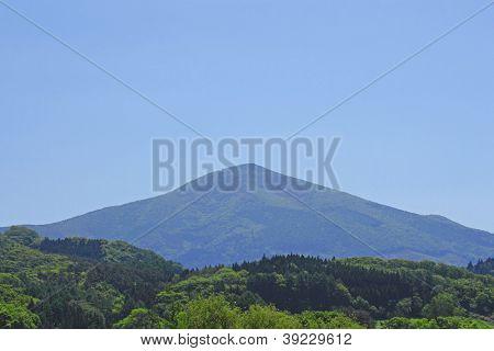 Mt.himakmi And Blue Sky