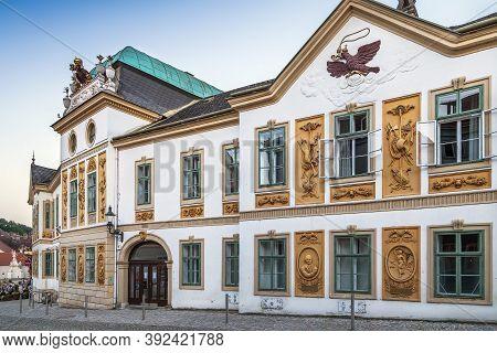 Altes Posthaus (old   Post House) In Melk, Austria