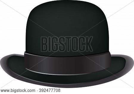 Headdress Men - Bowler. Stylish Headwear In A Certain Society
